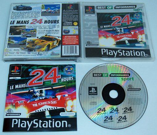 Le Mans 24 Hours PS1