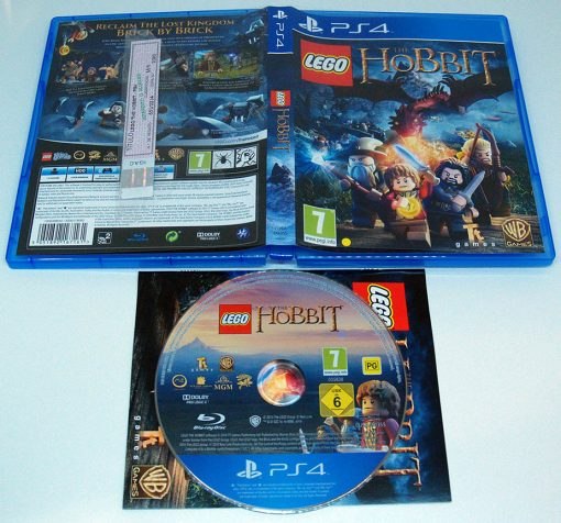 Lego: The Hobbit PS4