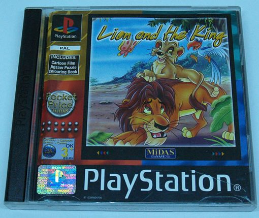 Lion and the King PS1
