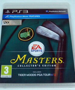 Masters Collector's Edition: Tiger Woods PGA Tour 13 PS3