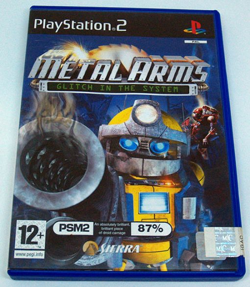 Metal Arms: A Glitch in the System PS2