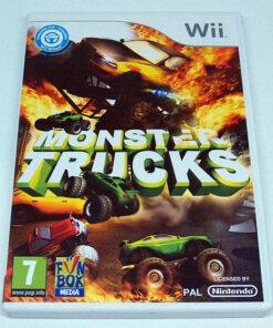 Monster Trucks WII