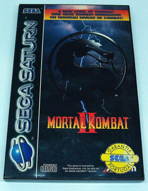 Mortal Kombat II SEGA SATURN