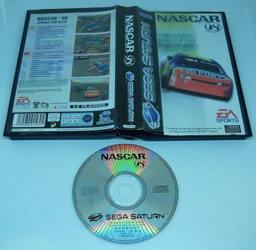 NASCAR 98 SEGA SATURN
