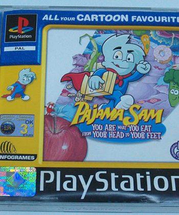 Pajama Sam PS1