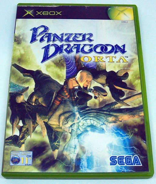 Panzer Dragoon: Orta XBOX