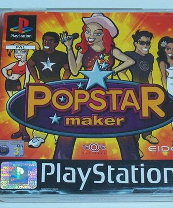 Popstar Maker PS1