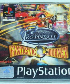 Pro Pinball: Fantastic Journey PS1