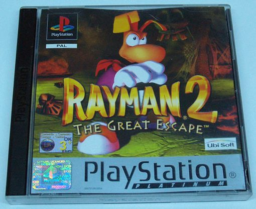 Rayman 2: The Great Escape PS1