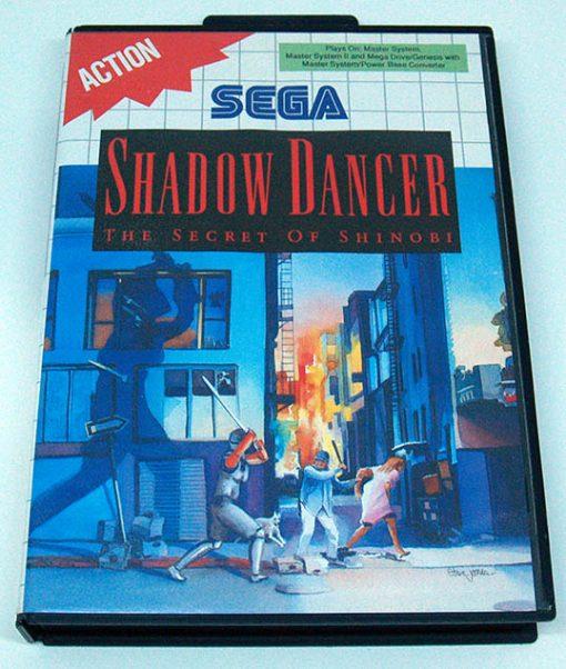 Shadow Dancer MASTER SYSTEM