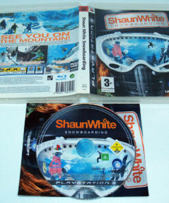 Shaun White Snowboarding PS3