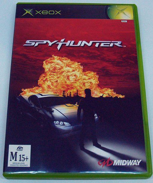 SpyHunter XBOX