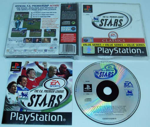 The F.A. Premier League STARS PS1