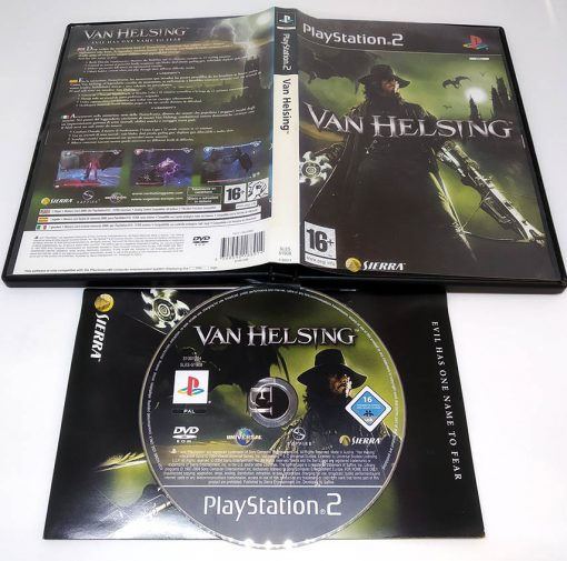 Van Helsing PS2
