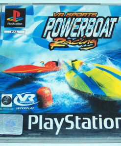 VR Sports: Powerboat Racing PS1