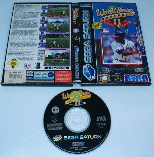 World Series Baseball II SEGA SATURN