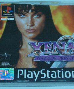 Xena: Warrior Princess PS1