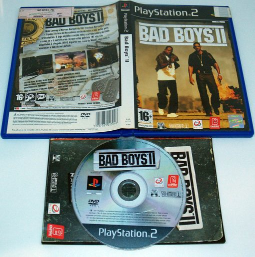 Bad Boys II PS2