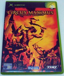 Circus Maximus: Chariot Wars XBOX
