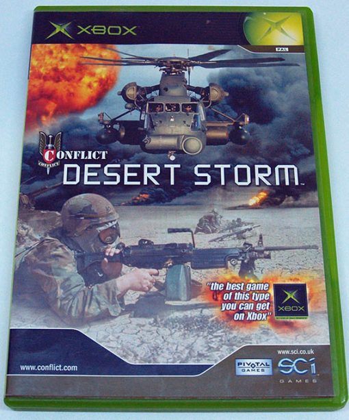 Conflict: Desert Storm XBOX