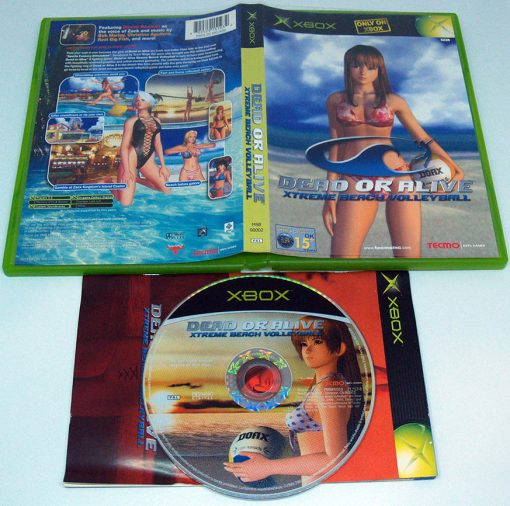 Dead or Alive Xtreme Beach Volleyball XBOX