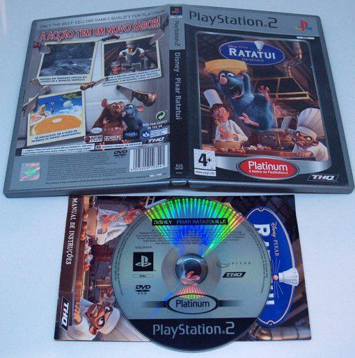Disney Pixar Ratatui PS2