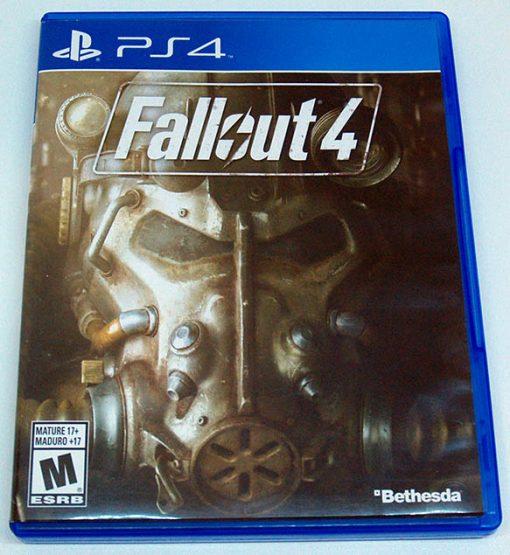 Fallout 4 MX PS4