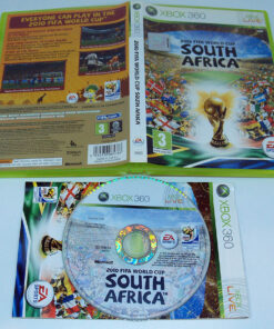 FIFA World Cup 2010 South Africa X360