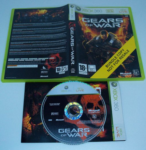 Gears of War - Bundle Copy X360