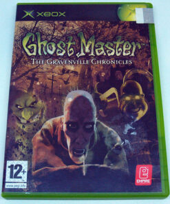 Ghost Master: The Gravenville Chronicles XBOX