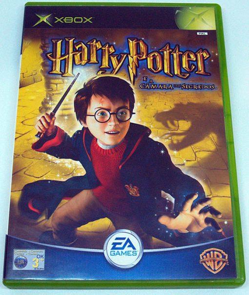 Harry Potter e a Câmara dos Segredos XBOX