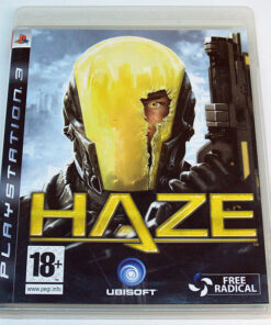 Haze FR PS3