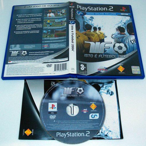Isto é Futebol 2004 PS2