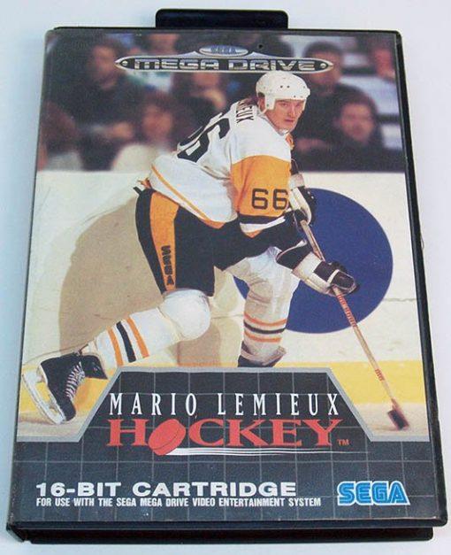 Mario Lemieux Hockey MEGA DRIVE