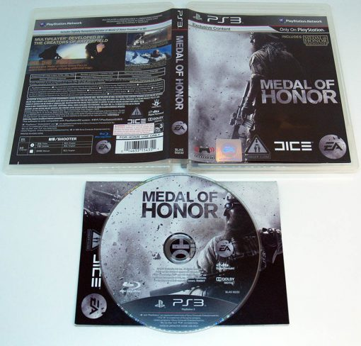 Medal of Honor AS PS3
