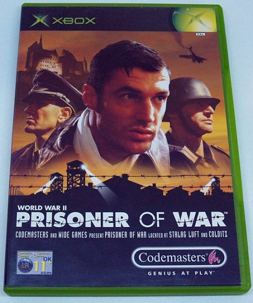 Prisoner of War XBOX