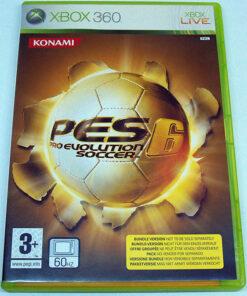 Pro Evolution Soccer 6 - Bundle Copy X360