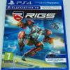Rigs: Mechanized Combat PS4