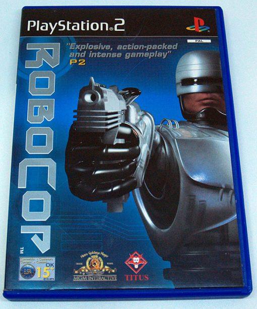 Robocop PS2