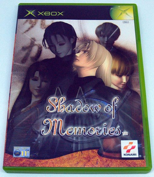 Shadow of Memories XBOX