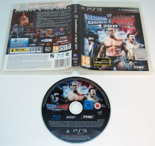 Smackdown vs Raw 2011 PS3