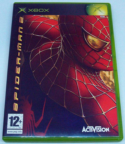 Spider-Man 2 XBOX