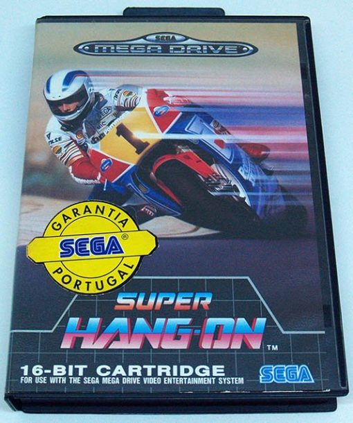 Super Hang-On MEGA DRIVE