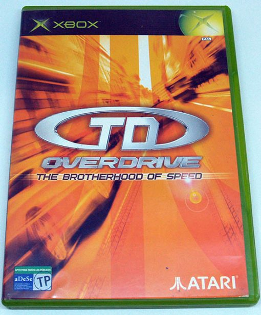 TD Overdrive XBOX