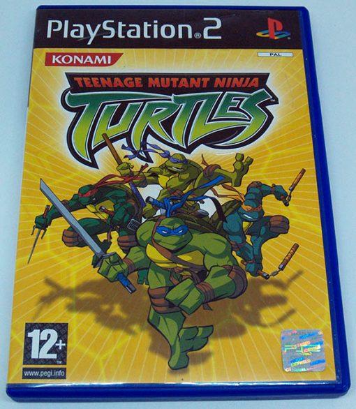 Teenage Mutant Ninja Turtles PS2