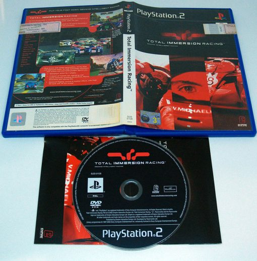 Total Immersion Racing PS2