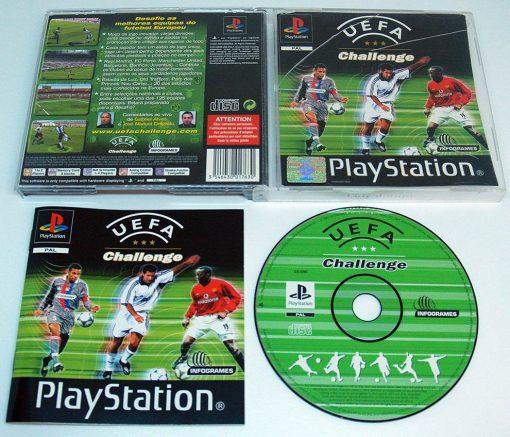 UEFA Challenge PS1