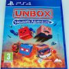 Unbox: Newbie's Adventure PS4