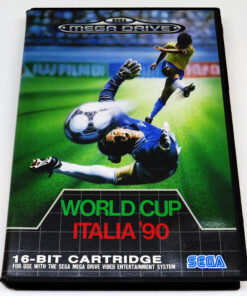 World Cup Italia 90 MEGA DRIVE