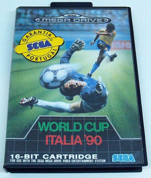 World Cup Italia 90 MEGA DRIVE